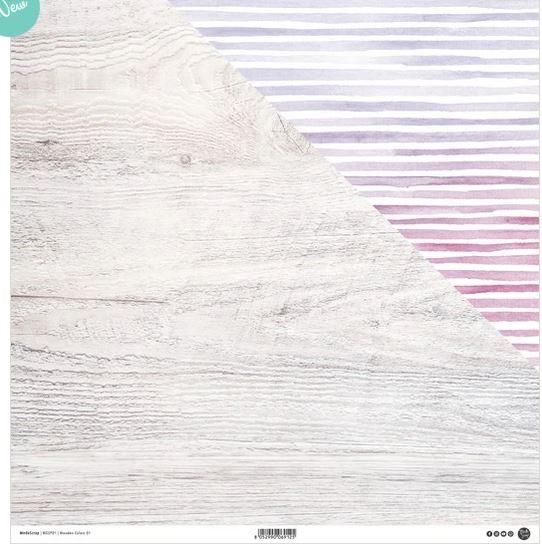 Moda Scrap - Wooden Colors 01