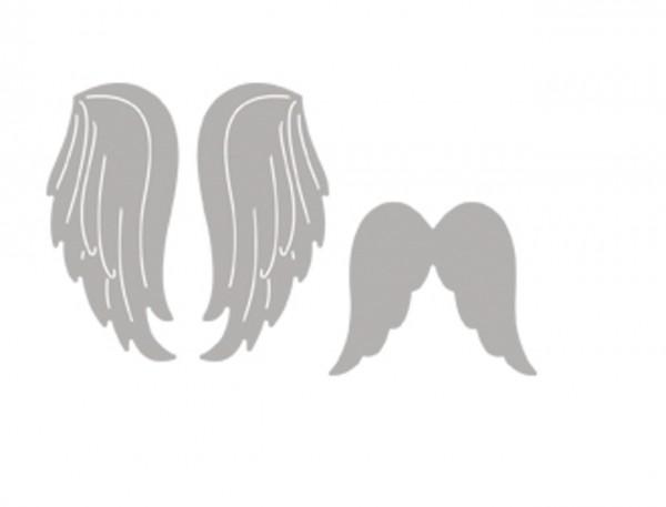 Rayher Stanzschablone Engelsflügel