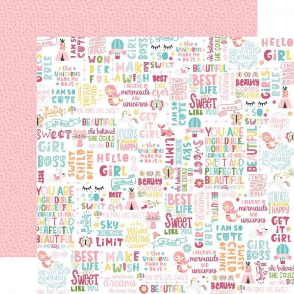 Echo Park All Girl Hello Girl