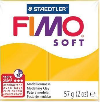 Fimo Soft sonnengelb