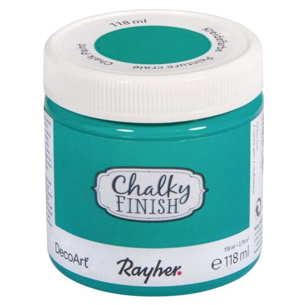 Chalky Finish Kreidefarbe meergrün
