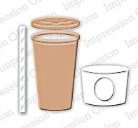 IO Stanzdie Take out Coffee Cup