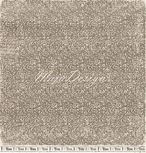 Maja Design Vintage Romance words of Love