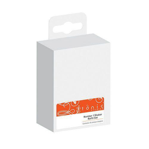 Tonic Number 1 Shaker Refill Set