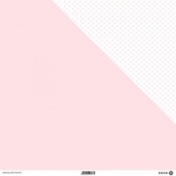 Moda Scrap - PASTEL PINK