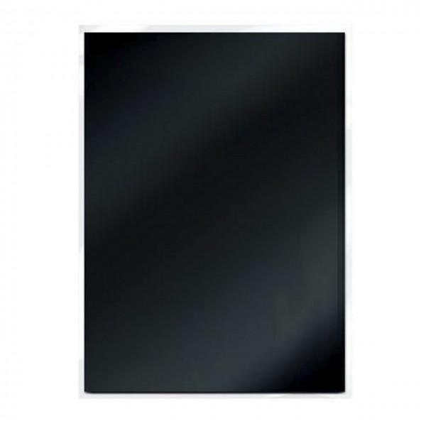 Craft Perfect Spiegelkarton matt black velvet