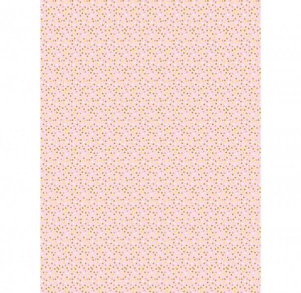 Decopatch Papier Punkte/Herzchen Konfetti