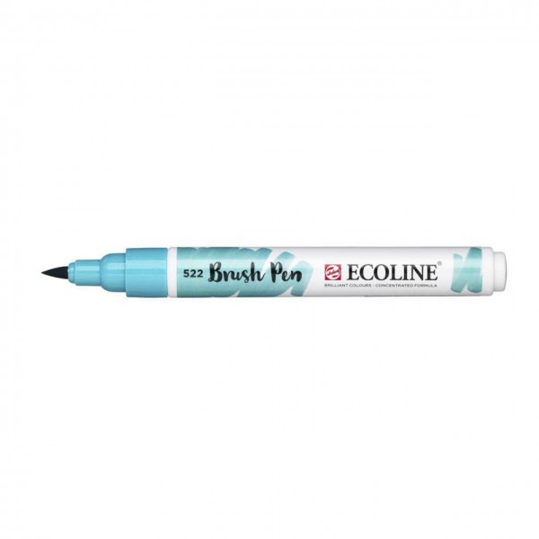 Ecoline Brush Pen Turq. Blue