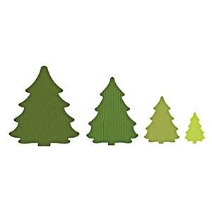 Sizzix Framelitz Christmas Trees