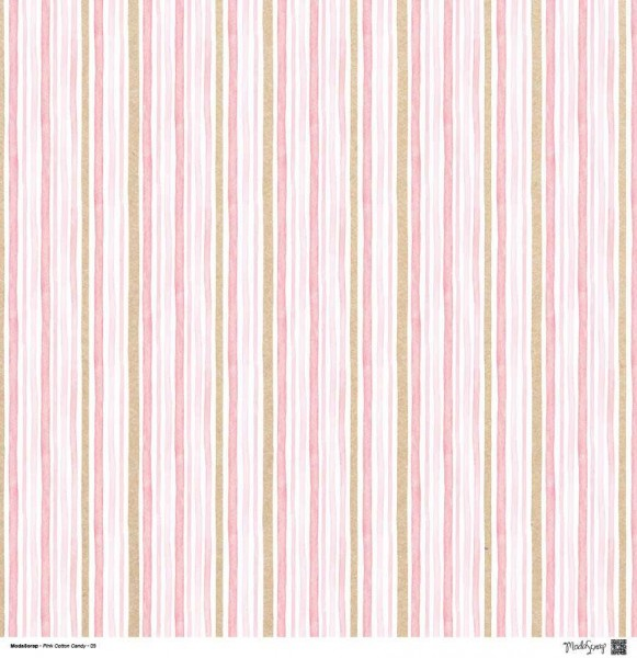 Moda Scrap - Pink Cotton Candy 09