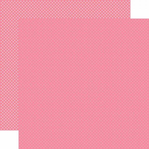 Carta Bella Dots Bubblegum Pink