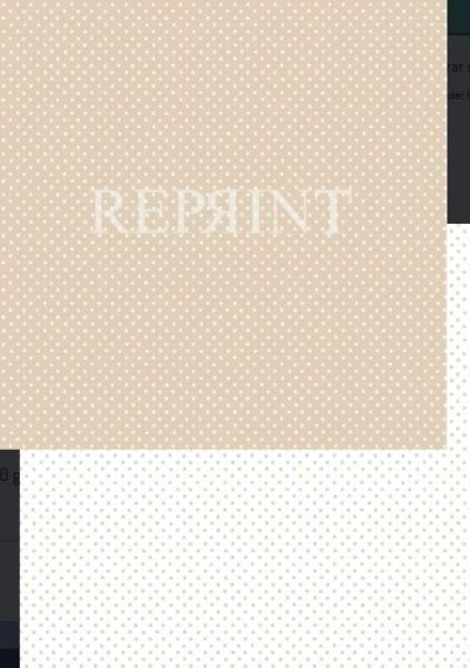 Reprint Basic Collection ministars vintage beige