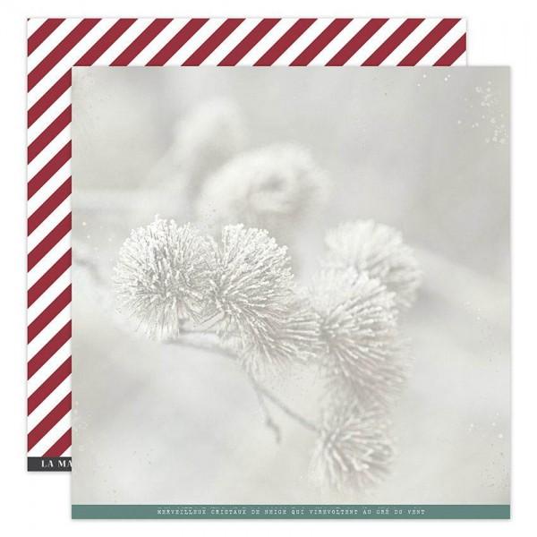 Florileges Papier OH WINTER 2