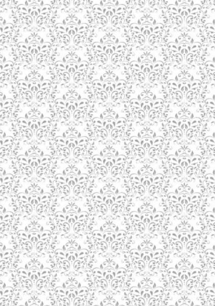 Reprint Basic Collection Damask vintage grey