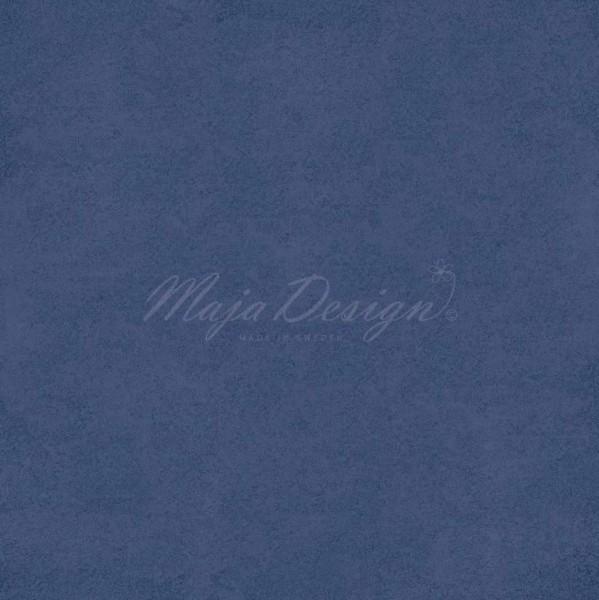 Maja Design Monochromes Shades of Denim dark blue