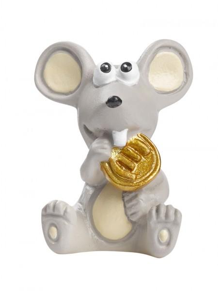 Dekoteil Geld Mäuschen 1