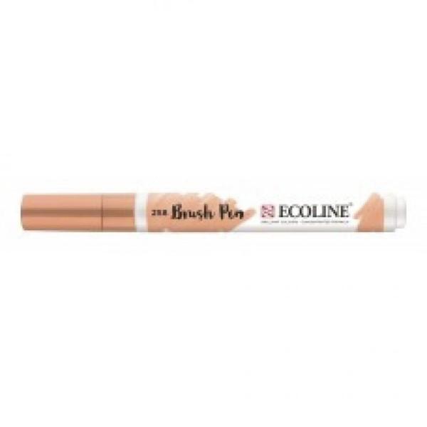 Ecoline Brush Pen apricot
