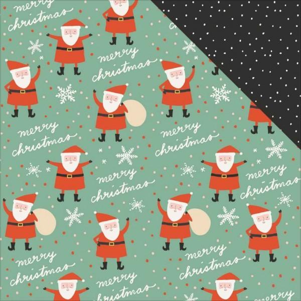 My Minds Eye oh what fun! Santa