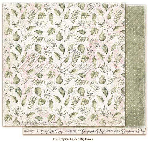 Maja Design Tropical Garden - Big leaves