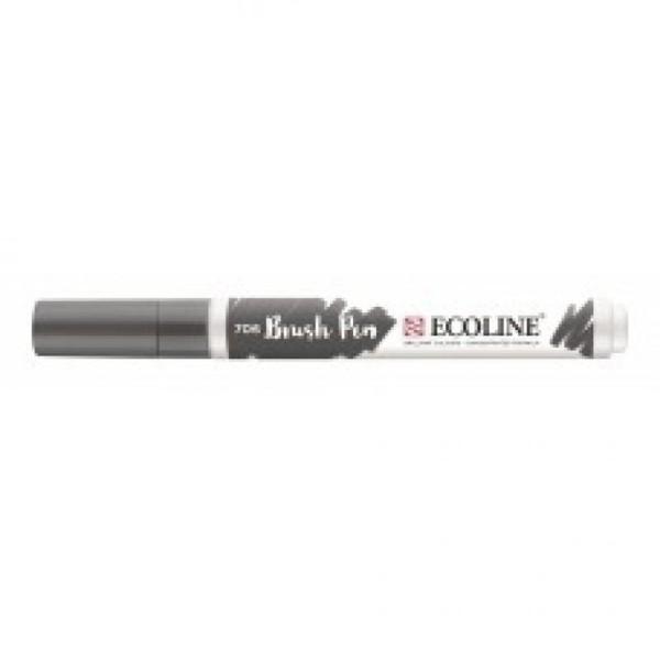 Ecoline Brush Pen Dunkelgrau