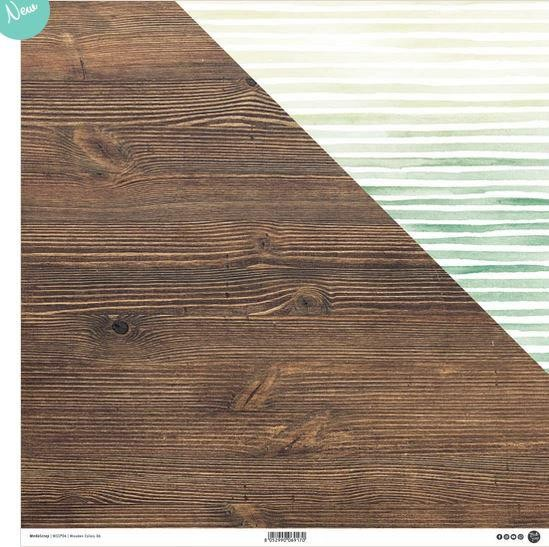 Moda Scrap - Wooden Colors 06