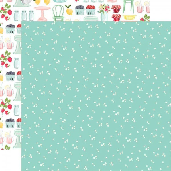 Carta Bella Summer Market - Tiny Flowers