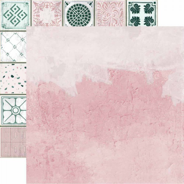 Kaiser Craft Lily and Moos - Pink Plaster