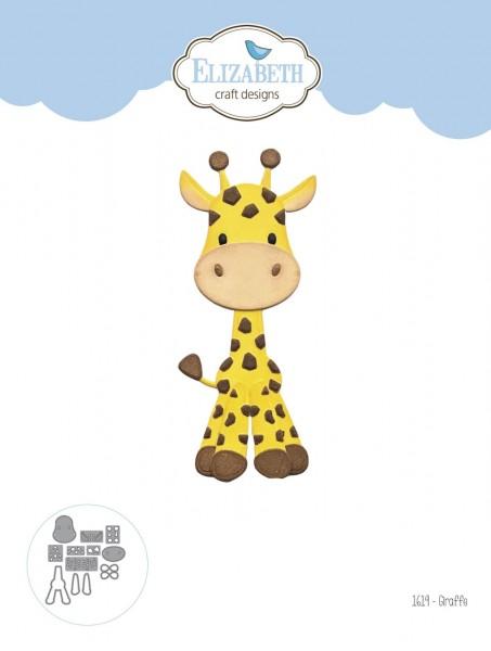 Elisabeth Craft Designs Die Giraffe