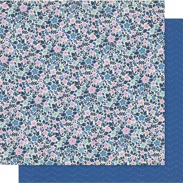 Crate Paper Willow Lane periwinkle