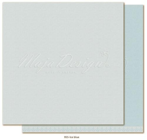 Maja Design Monochromes - Shades of Winterdays - Ice Blue