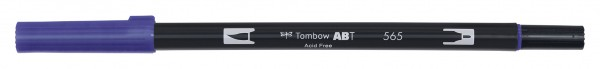 Tombow Dual Brush Pen - Deep Blue - Tiefblau