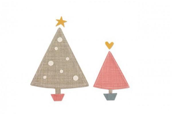 Sizzix Bigz Die Oh, Christmas Tree