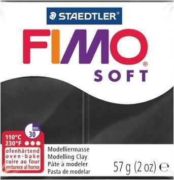 Fimo Soft schwarz