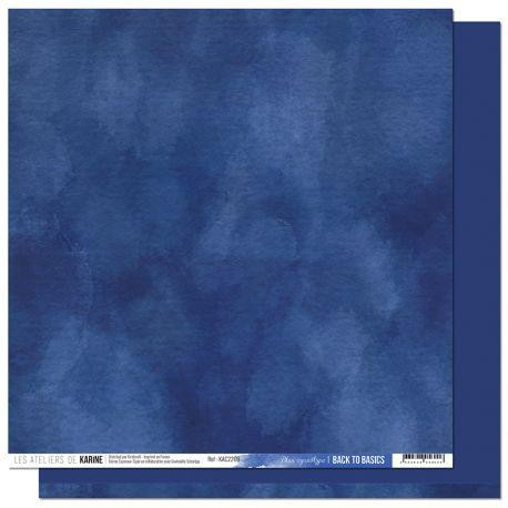 Les Atelier de Karine Back to Basics - Bleu eyanotype