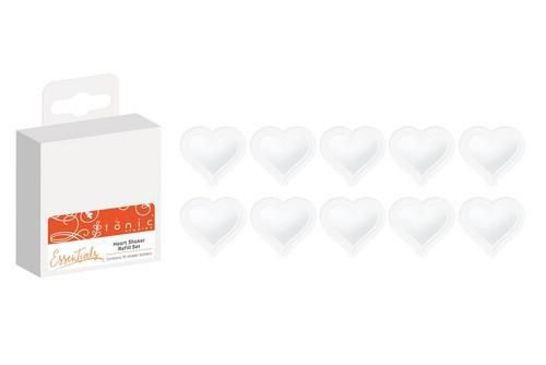 Tonic Heart Shaker Refill Set