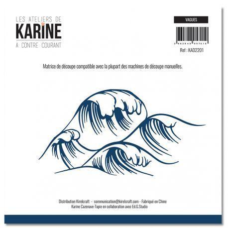 Les Atelier de Karine Die - Vagues