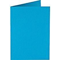 Papicolor Doppelkarte A 6 himmelblau