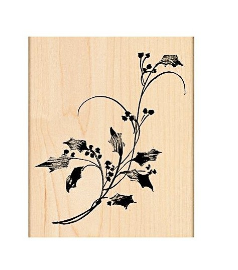 Penny Black Holzstempel Winter Bough
