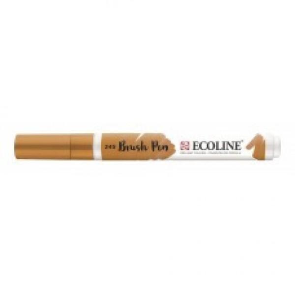 Ecoline Brush Pen Saffrangelb