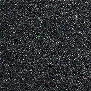 Efco Glitterkarton A4 schwarz