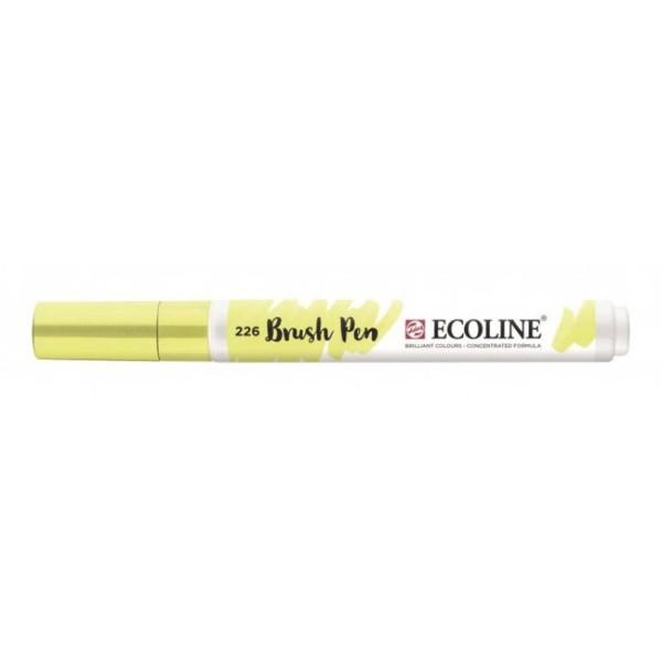 Ecoline Brush Pen pastellgelb