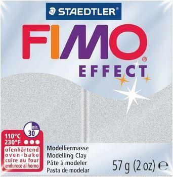 Fimo Effect metallic - silber