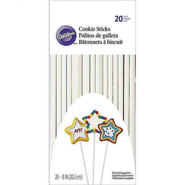Wilton Cookie Sticks für Cakepops
