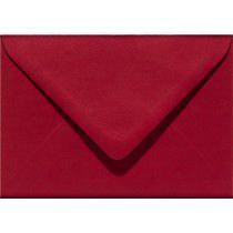 Papicolor Briefumschlag B6 weihnachtsrot