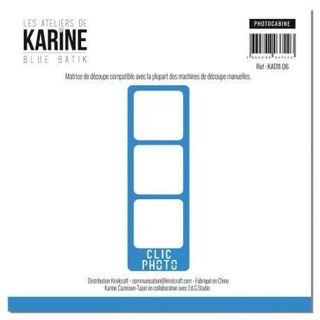 Les Ateliers de Karine Stanzdie - Photocabine