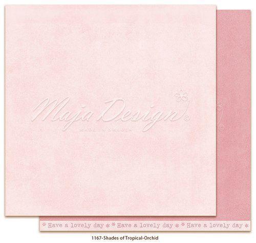 Maja Design Monochromes - Shades of Tropical - Orchid