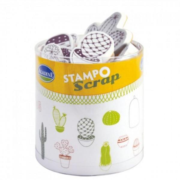 Stampo scrap Cactus
