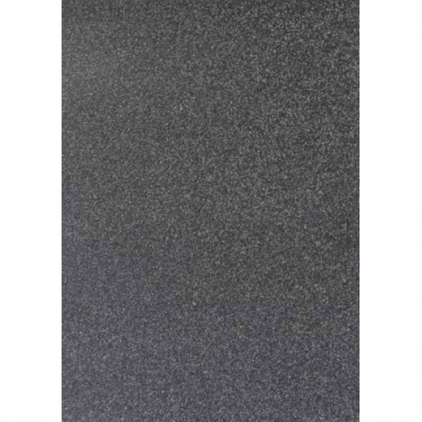 Artoz Glitzerpapier selbstklebend schwarz