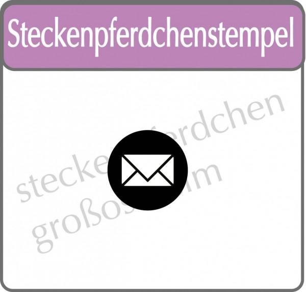 Steckenpferdchenstempel Email