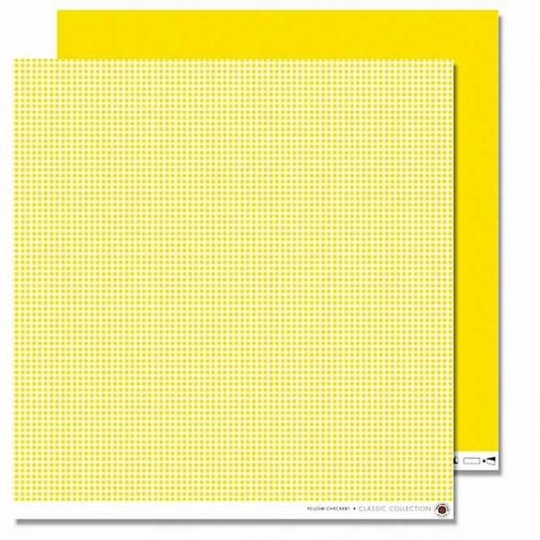 Scrapbooking-Papier, Karo